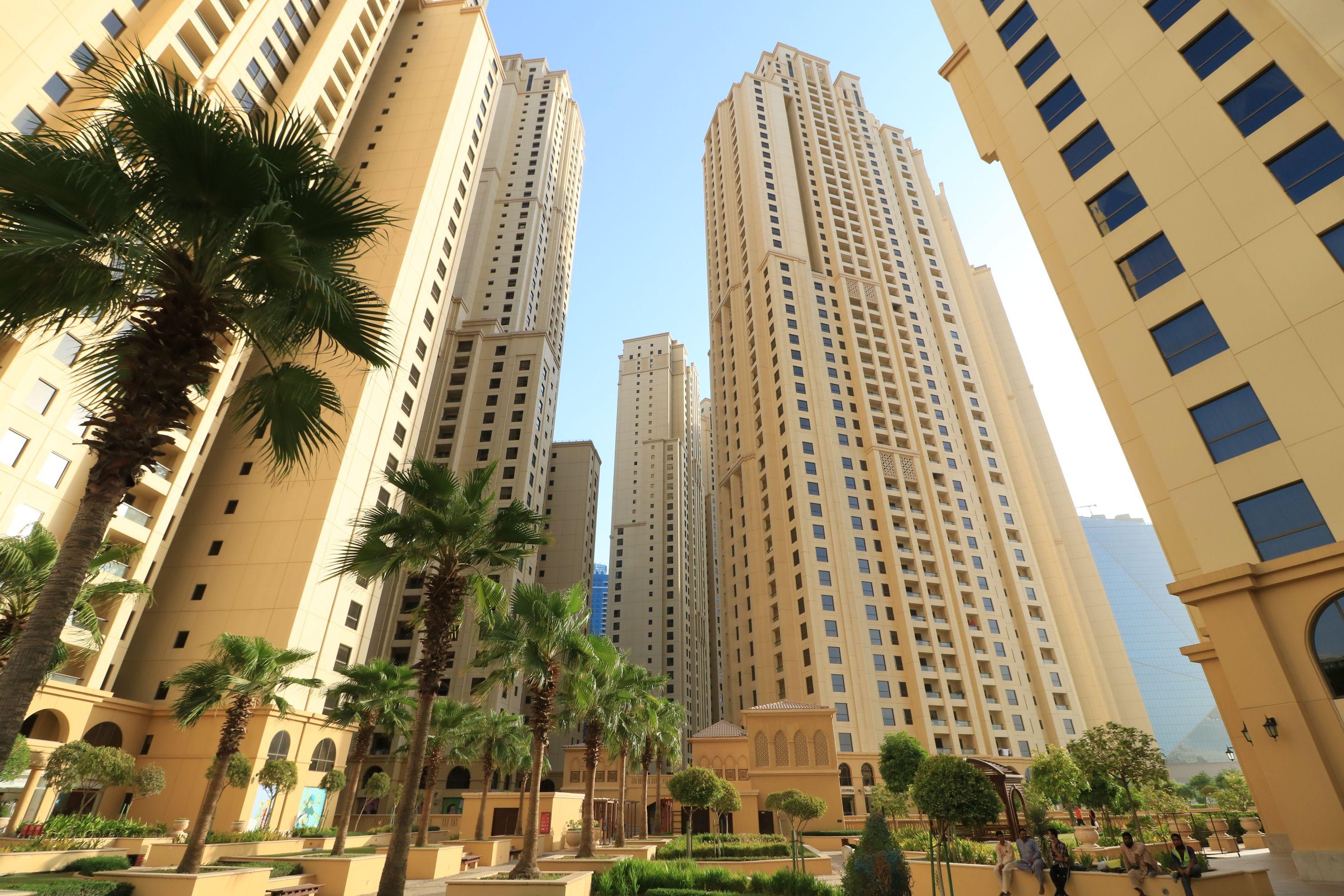 Comfortable 1br apartment for rent in murjan at jbr dubai