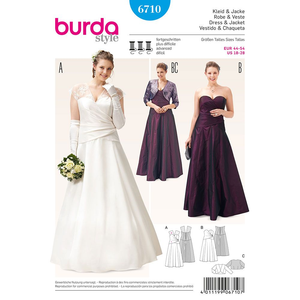 Schön Plus Size Hochzeitskleid Muster Bilder - Brautkleider Ideen ...