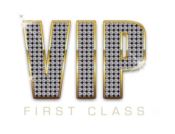VIP First Class ® Company Official Logo Vip logo, Vip