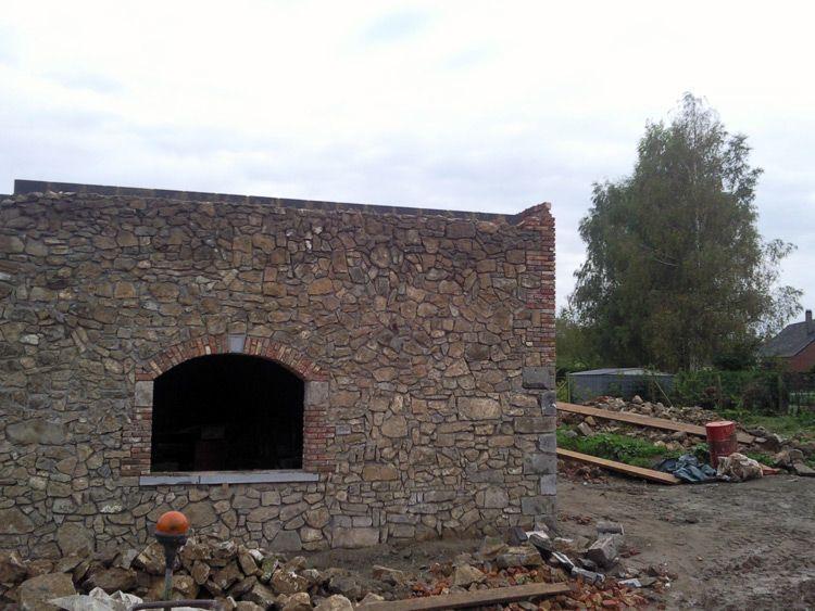 Réalisations dans le Hainaut, Binche, Mons - TCA Construction