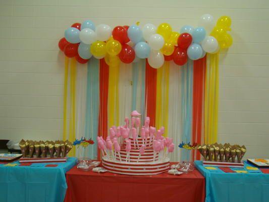 Preschool graduation ceremony ideas moving up - Kindergarten graduation decorations ...