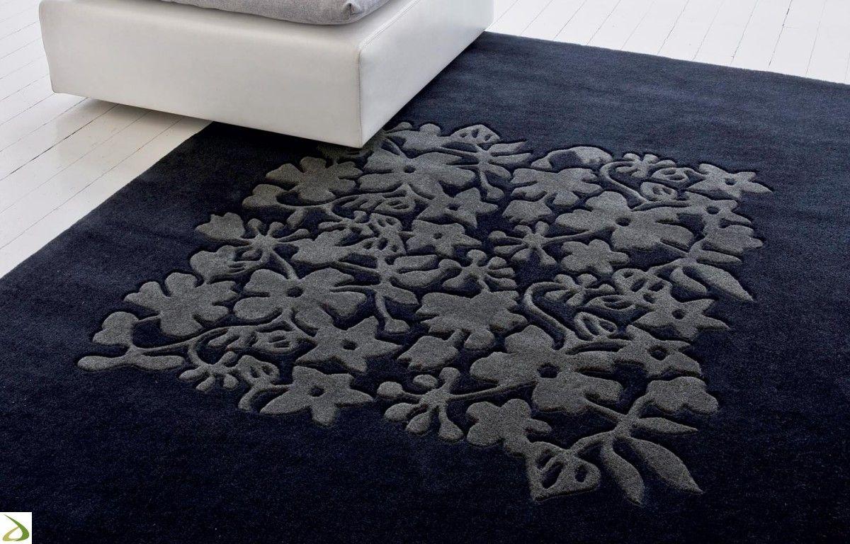 Tappeto moderno floreale da soggiorno tappeti tappeti tappeti