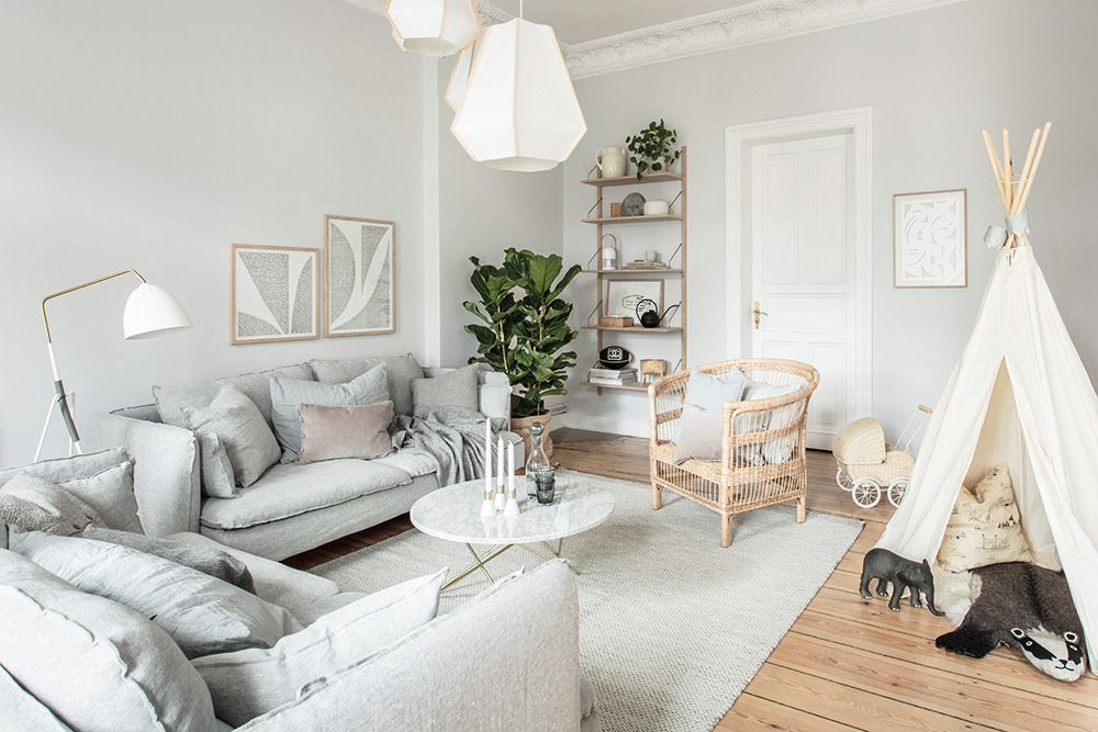 Stefanie Luxat the cosy boho living room for german stefanie luxat