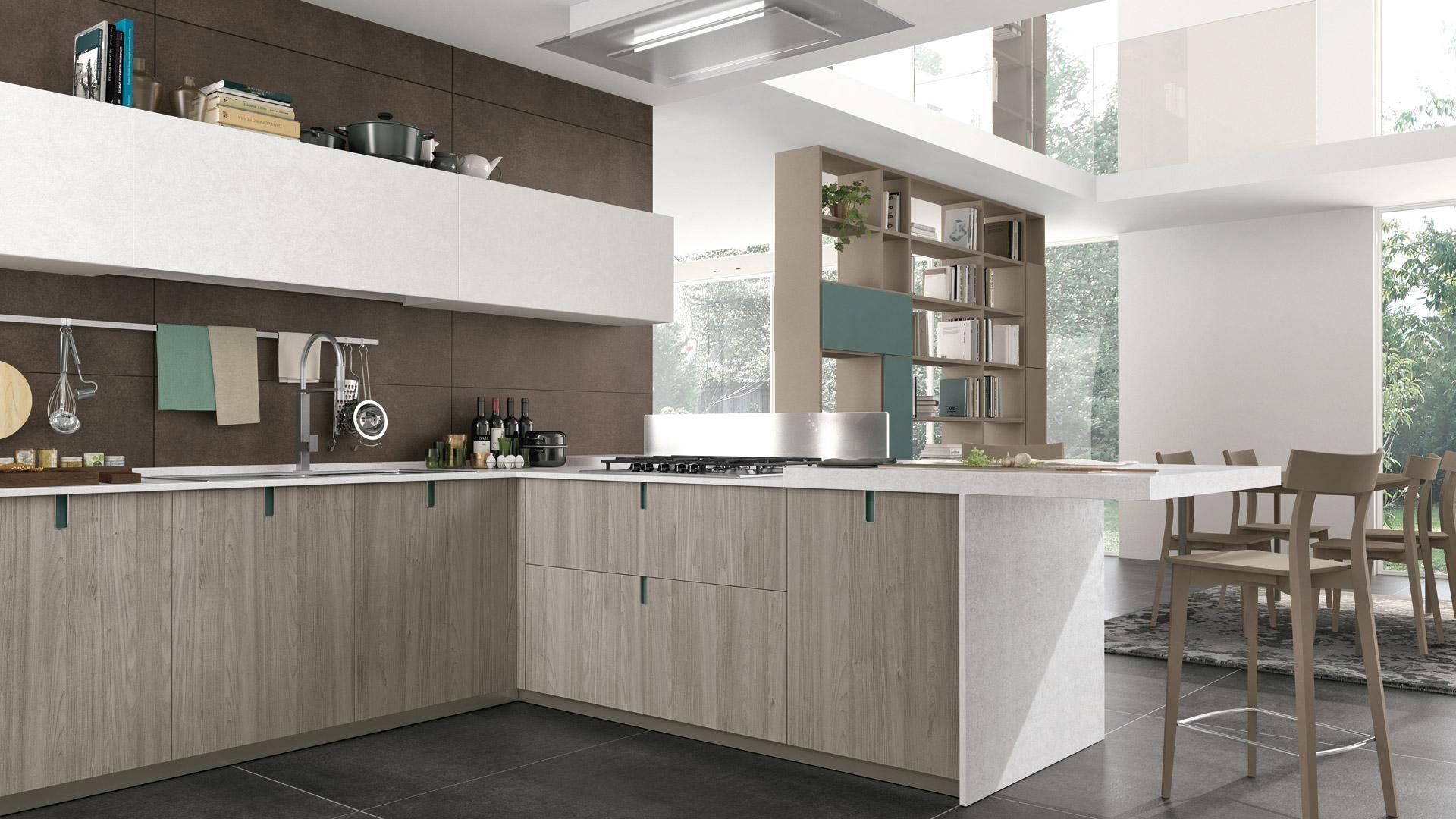 Immagina Bridge - Cucine Lube   Cucina   Pinterest   Interiors