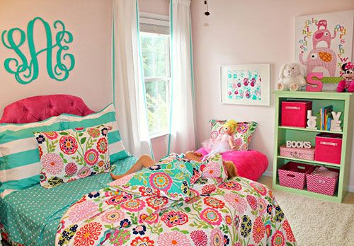 Teenage Rooms: Big Girl Bedrooms, Girls
