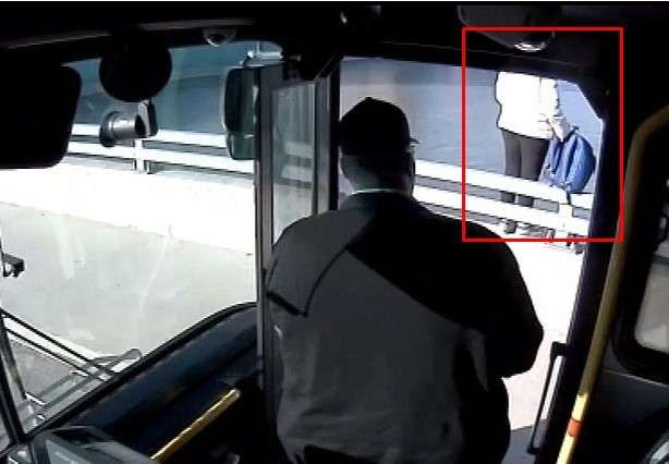 Bus driver Damone Hudson pictures,saved a suicidal woman's life