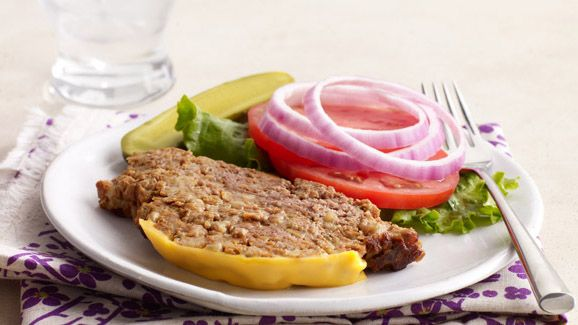 Ground Beef Slow Cooker Meatloaf Recipe for Cheeseburger Meatloaf | Dollar General Easy Meals