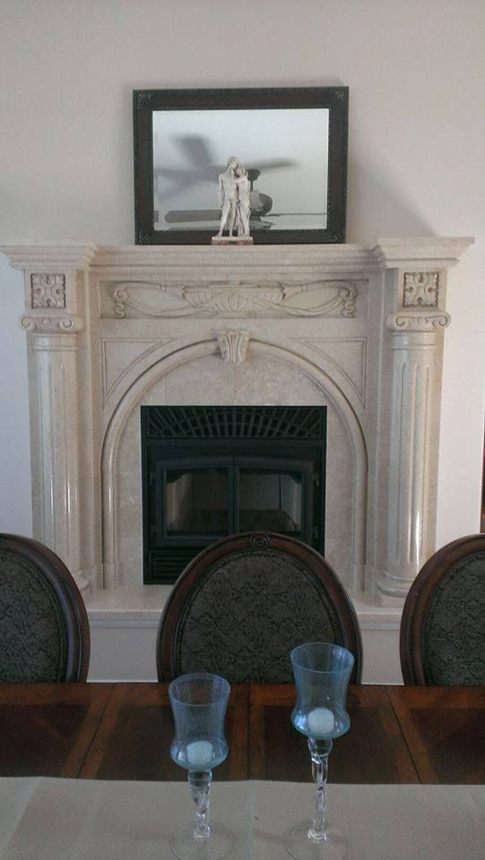 Fireplace Renovations Complete - News - Bubblews