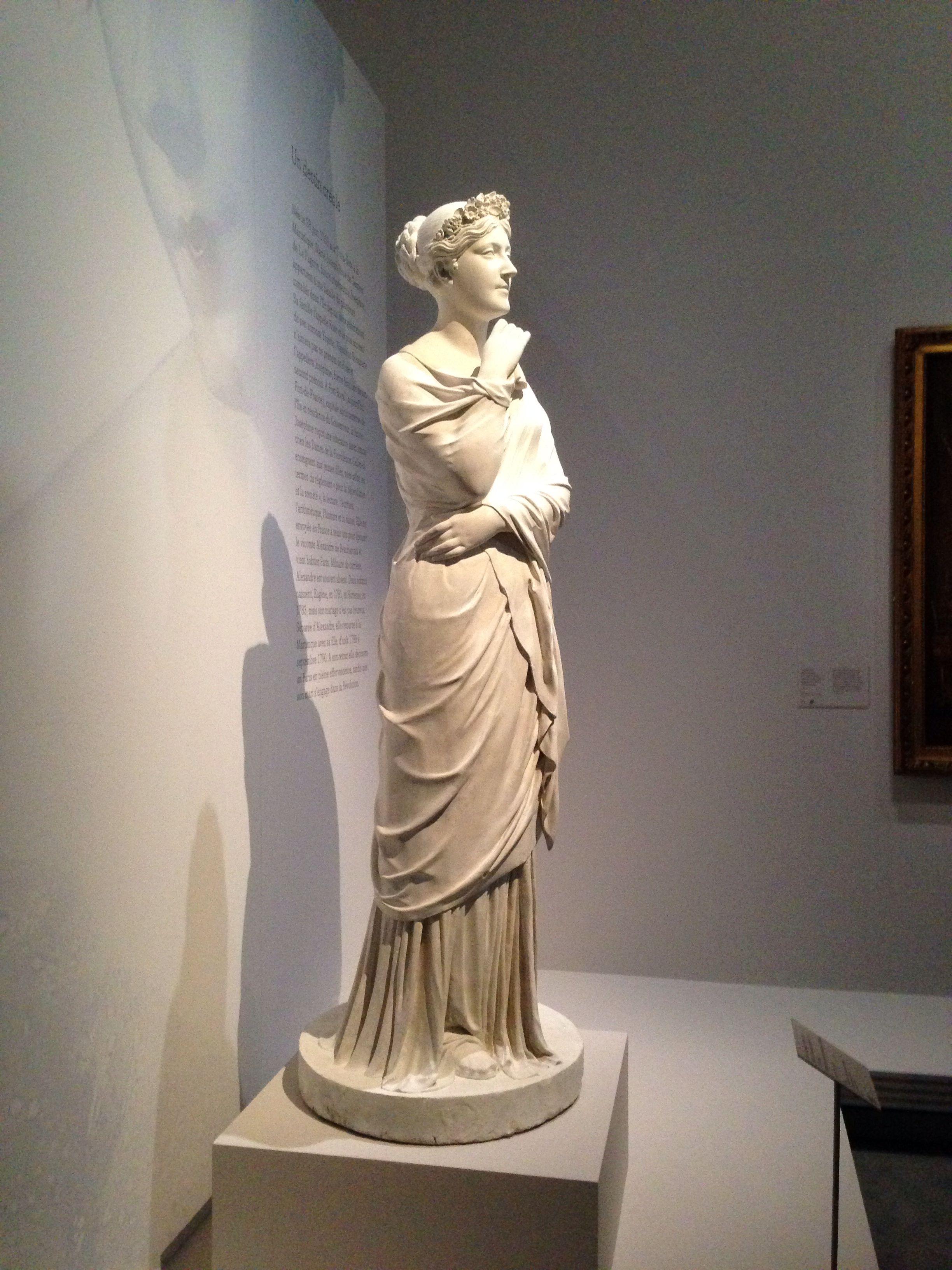 Exposition Joséphine au musée du Luxembourg