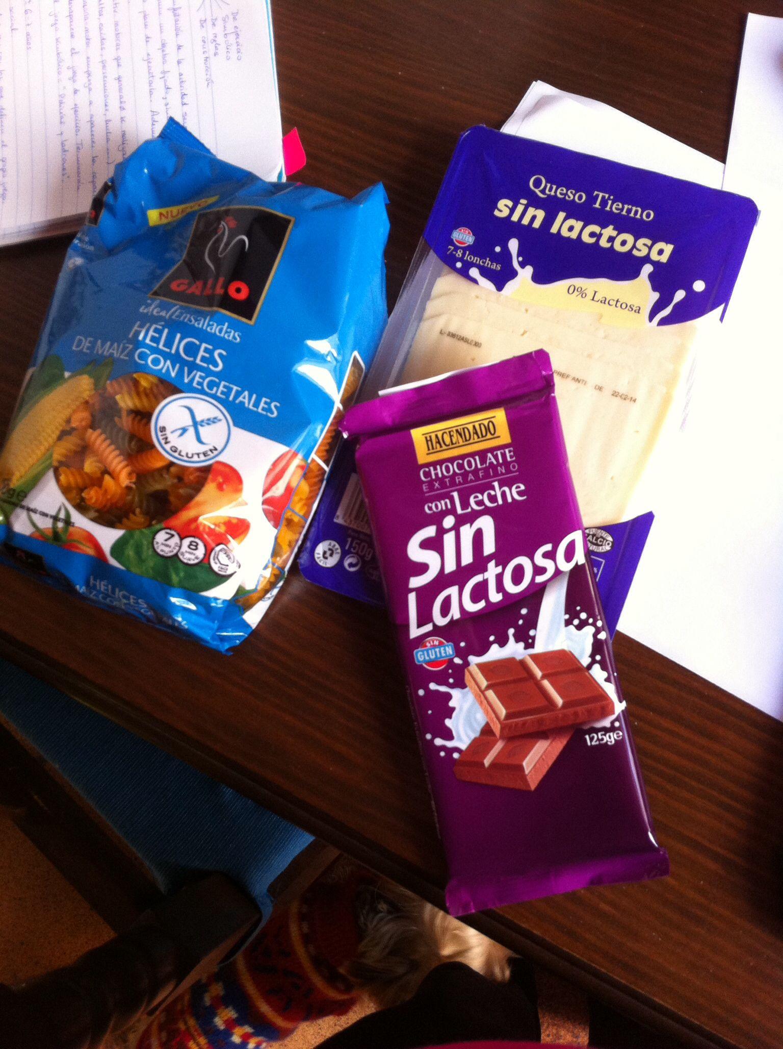 Loving Sin Gluten Sin Lactosa Sin Gluten Sin Lactosa