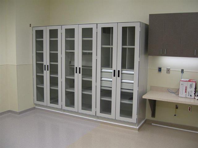 Hospital storage cabinets – Medical Supply Storage Cabinets