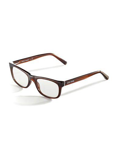 Bobbi Brown 48mm Soho Reading Glasses Women's Brown 1