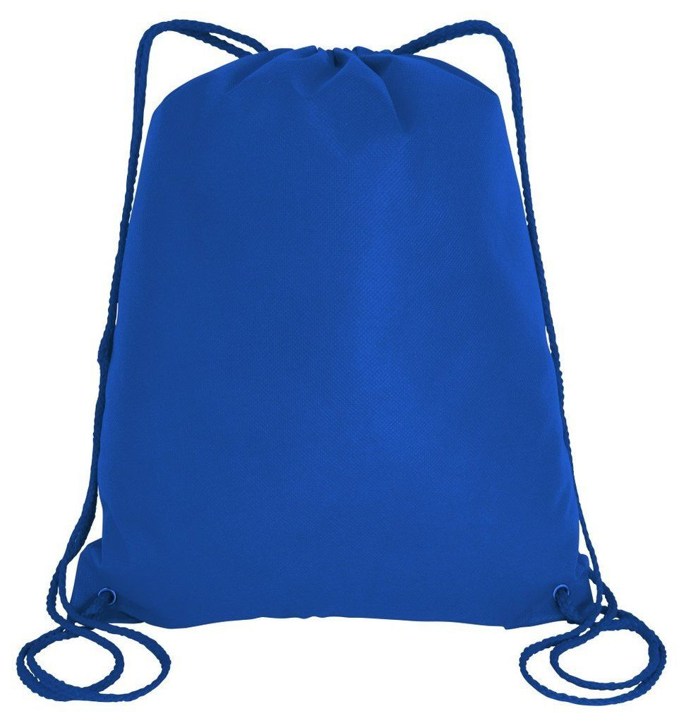 Non-Woven Budget Friendly Well Made Drawstring Bags Large Size - GK490 74ad8d401