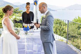 Matrimonio Simbolico Promesse : Scambio promesse matrimonio celebrante per rito simbolico