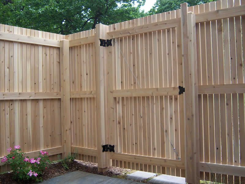 All American Fence Keep your family pet secured let the children