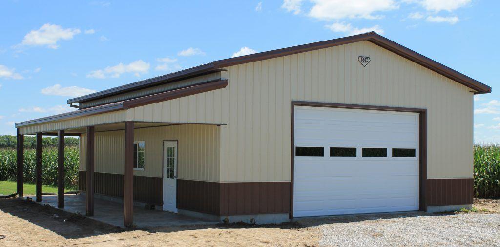 Common uses of 30x40 metal buildings metal building