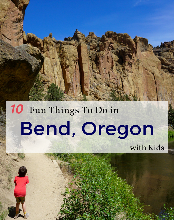 10 fun things to do with kids in Bend Oregon   Oregon travel, Oregon vacation, Bend oregon winter