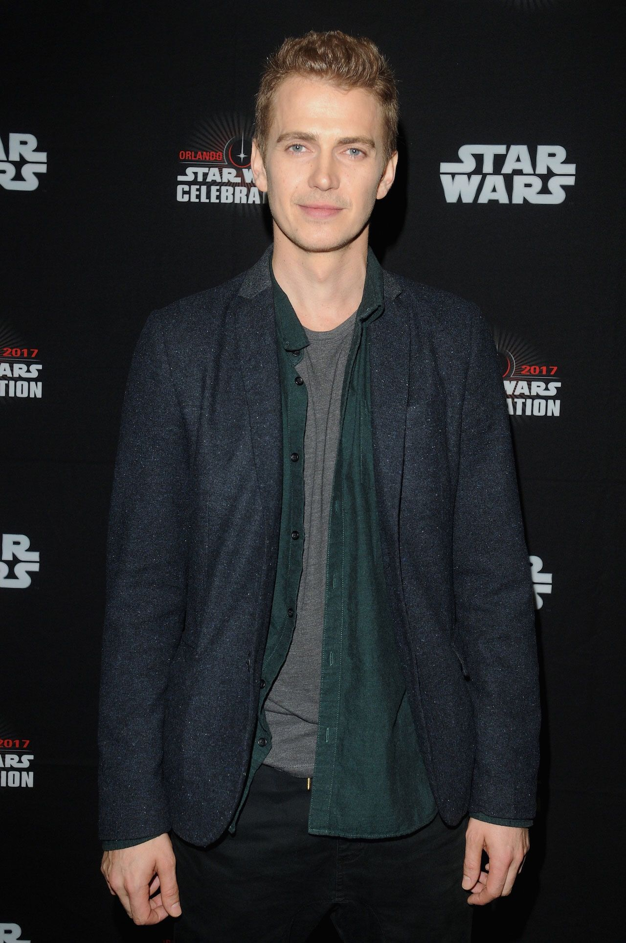 Image result for star wars celebration 2017 hayden christensen