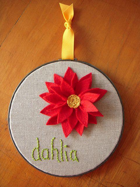 Dahlia for Dahlia by Kleio's Belly