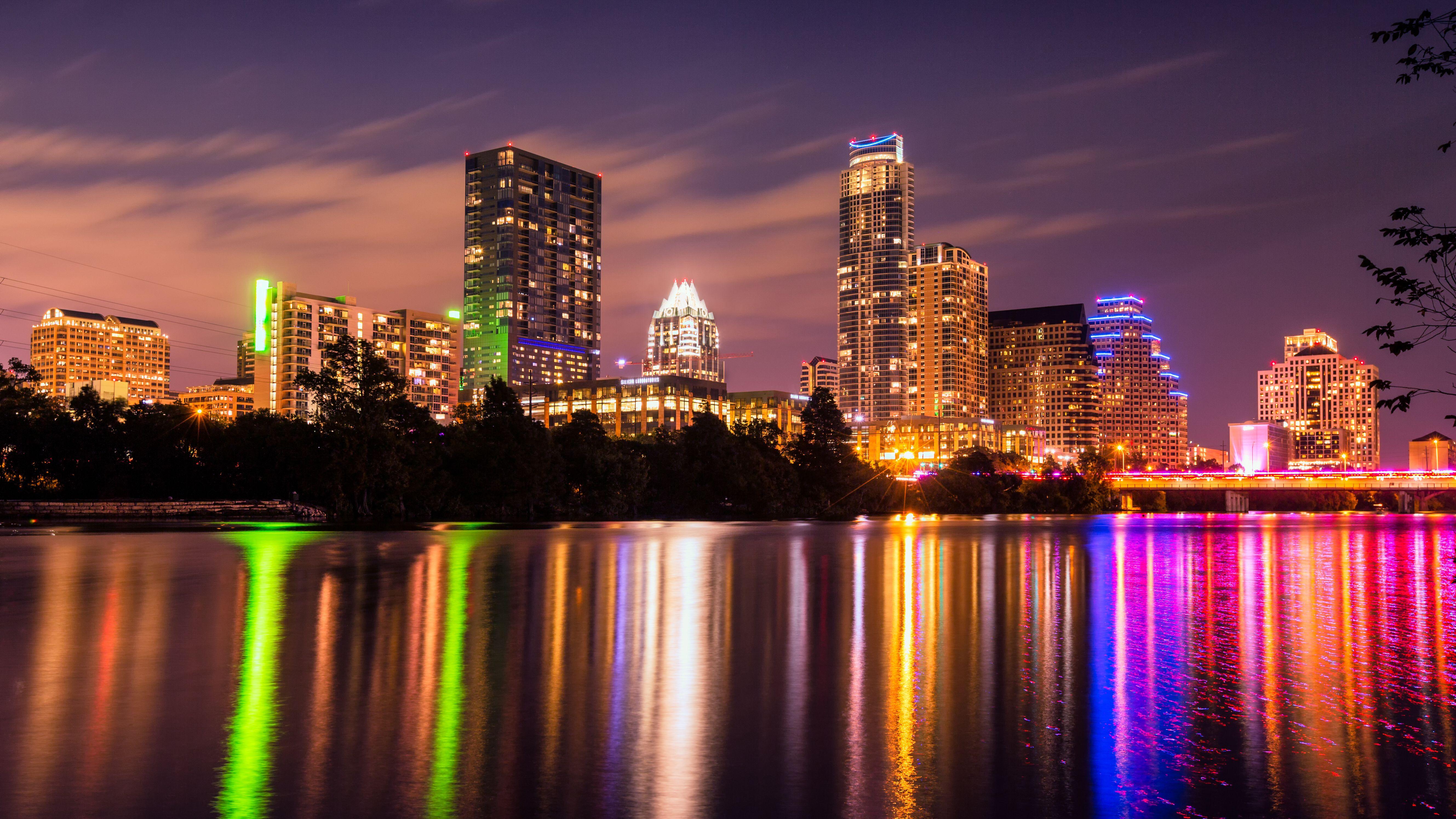 Austin Skyline Wallpaper Google Search Austin Skyline