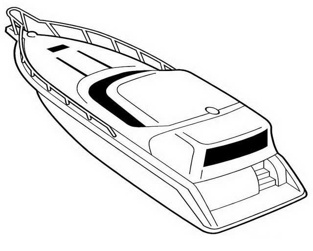 21 Printable Boat Coloring Pages Free Download Coloring Pages