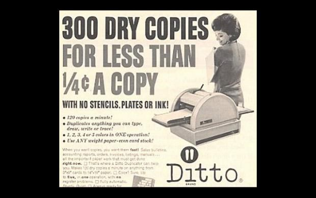"""Oh, the smell of a freshly mimeo-copied worksheet! """"10 Things Disappearing from Elementary Schools"""" via Mental Floss"""