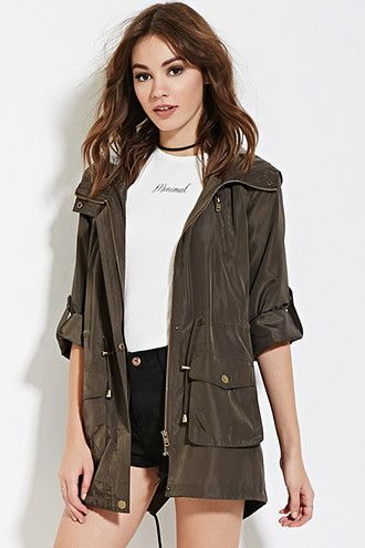 Snap-Button Utility Jacket  c4aa5a4c5
