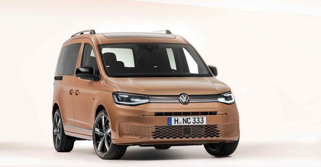 2021 Volkswagen Caddy Tasarimi Ortaya Cikti Otomobilir Com 2020 Volkswagen Otomobil Golf