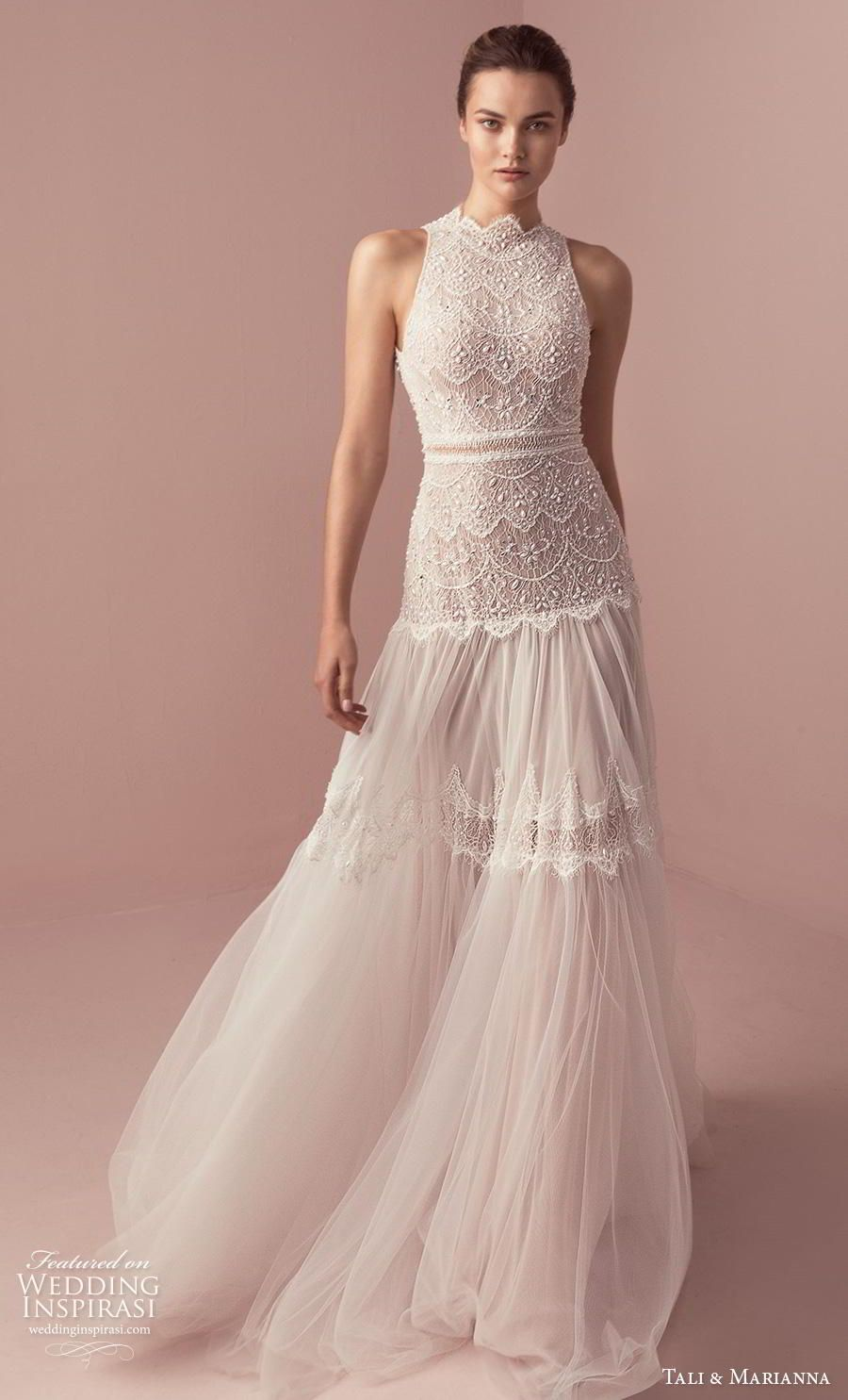 Tali u marianna wedding dresses u ucthe oneud bridal collection