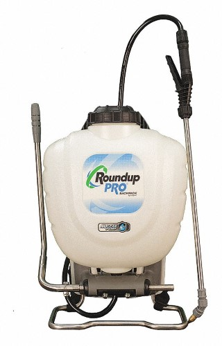 Round Up Backpack Sprayer 190413
