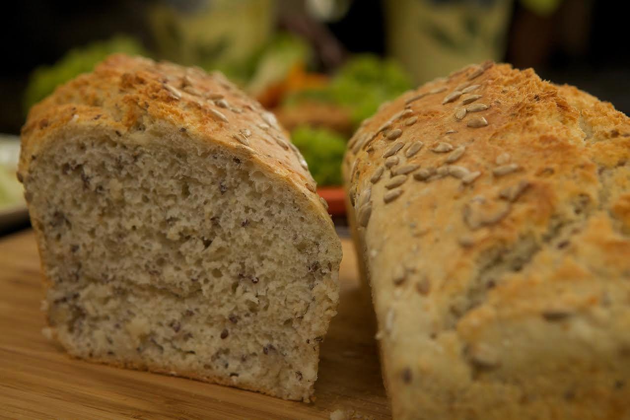 Domowy Chleb Owsiany Sprawdzony Przepis Ewy Wachowicz Recipe Food Bread