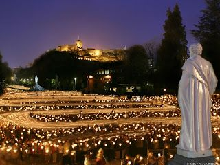 Prelatura De Caravelí Con Destino Al Santuario De Lourdes Our Lady Of Lourdes Lourdes France Lourdes