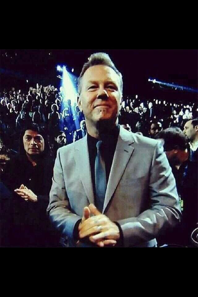 ~JAMEZ HETFIELD~