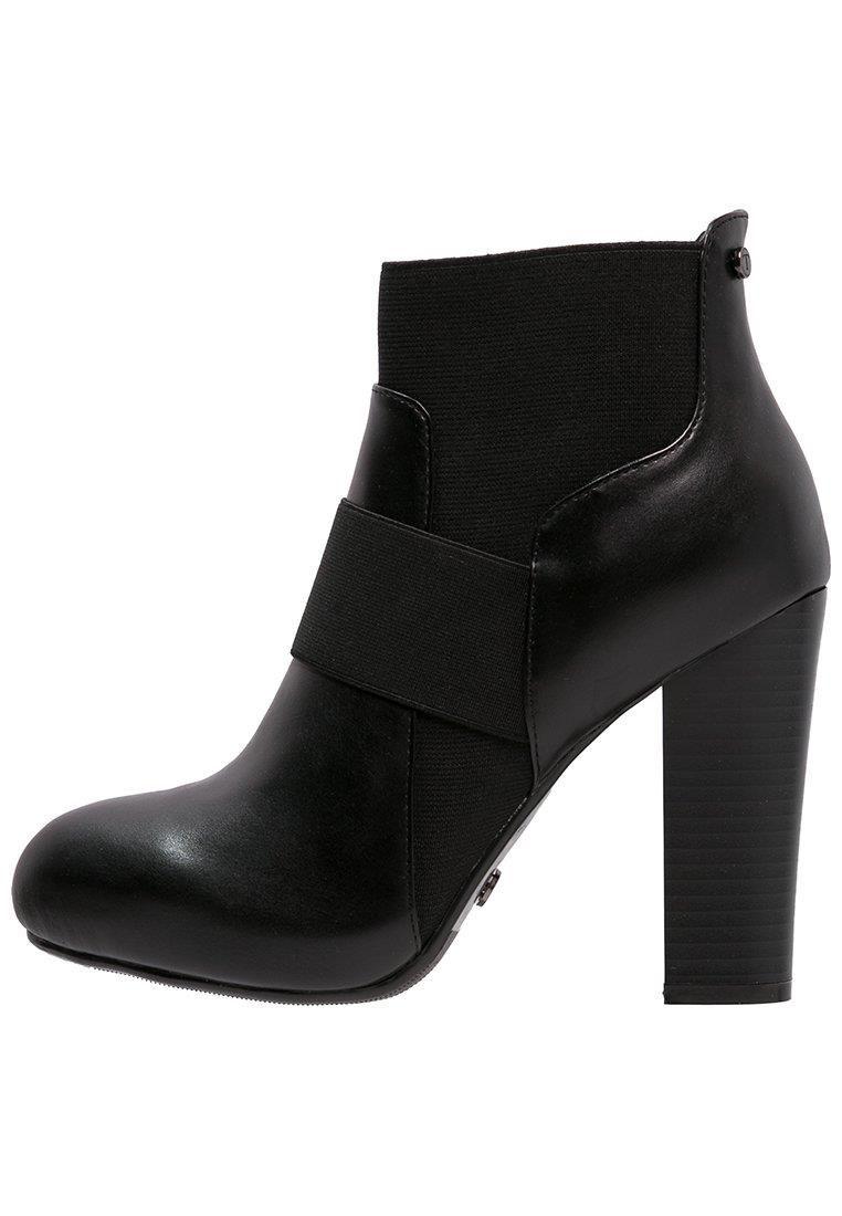 Tata Italia Anemone Ankle Boot Black Ceny I Opinie Ceneo Pl Black Ankle Boots Ankle Boot Black Boots