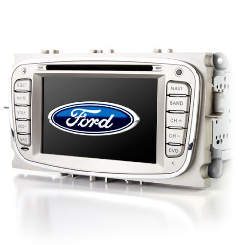 ford focus 2008 mk2 5 7 gps car dvd player navigation. Black Bedroom Furniture Sets. Home Design Ideas