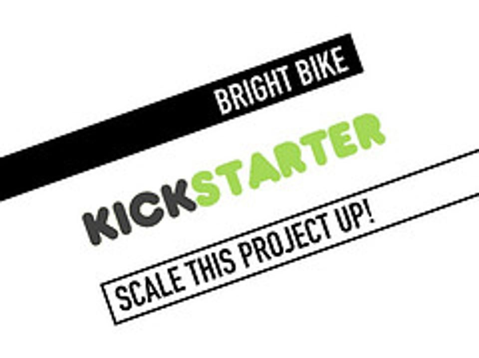 Bright Bike on Kickstarter