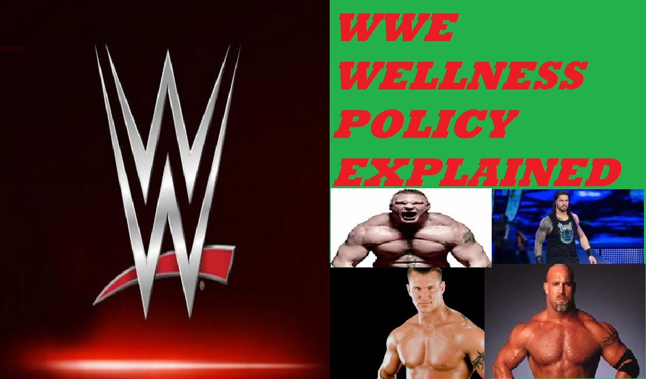 WWE Wellness Policy FULLY EXPLAINED!!!!