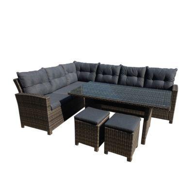 Greemotion Lounge Set Tessin,Alu,PE-Geflecht,5-tlg Jetzt bestellen - garten lounge mobel holz