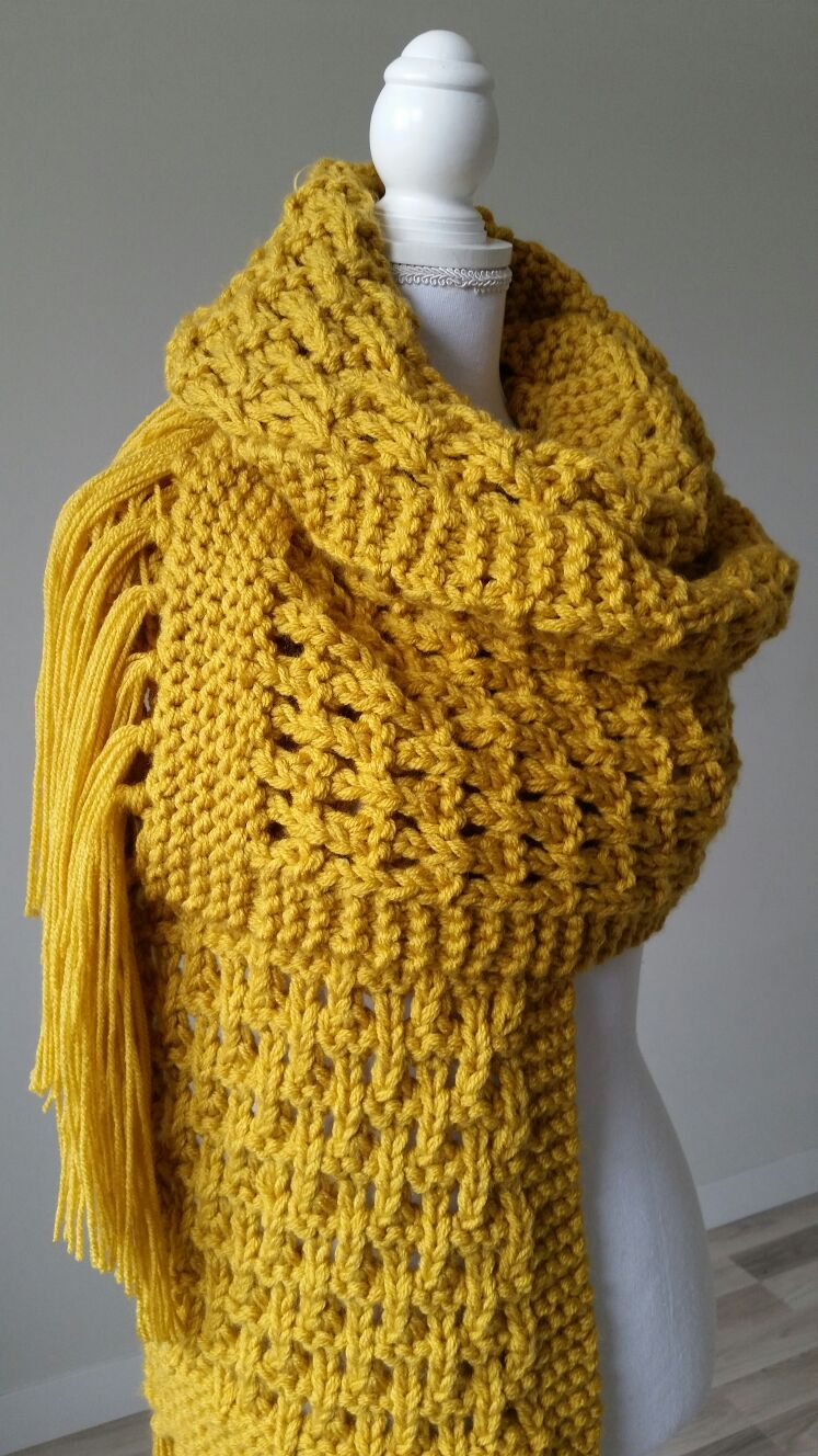 ab729c81fd55 Choose your color,Knitting infinity scarf, XXL chunky, infinty scarf ...