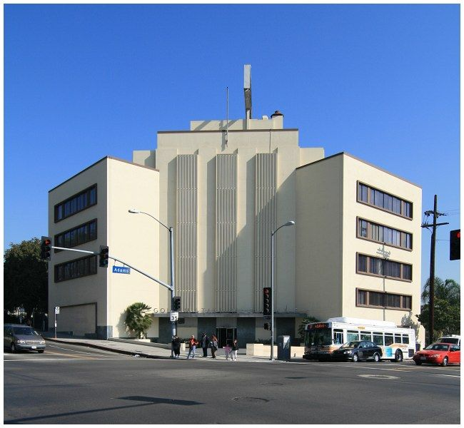 Golden State Mutual Life Insurance Building Los Angeles Life