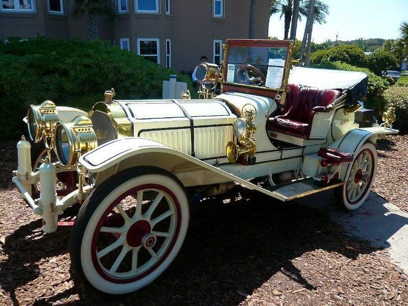 1912 Packard Model 148 Custom Runabout Packard cars