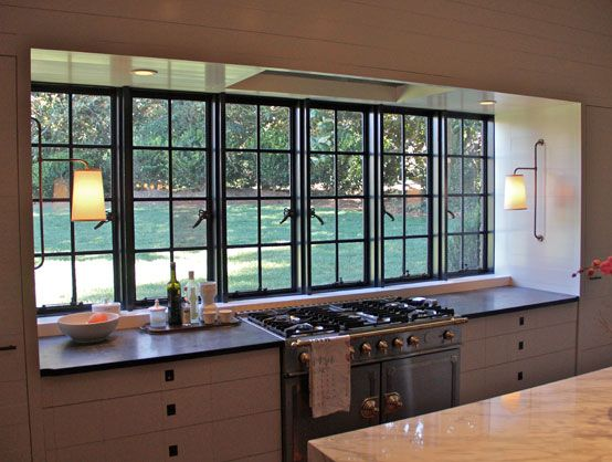 Ruard Veltman Architecture | recessed Hood | kitchen | Window | Range Cooker | English | Modern