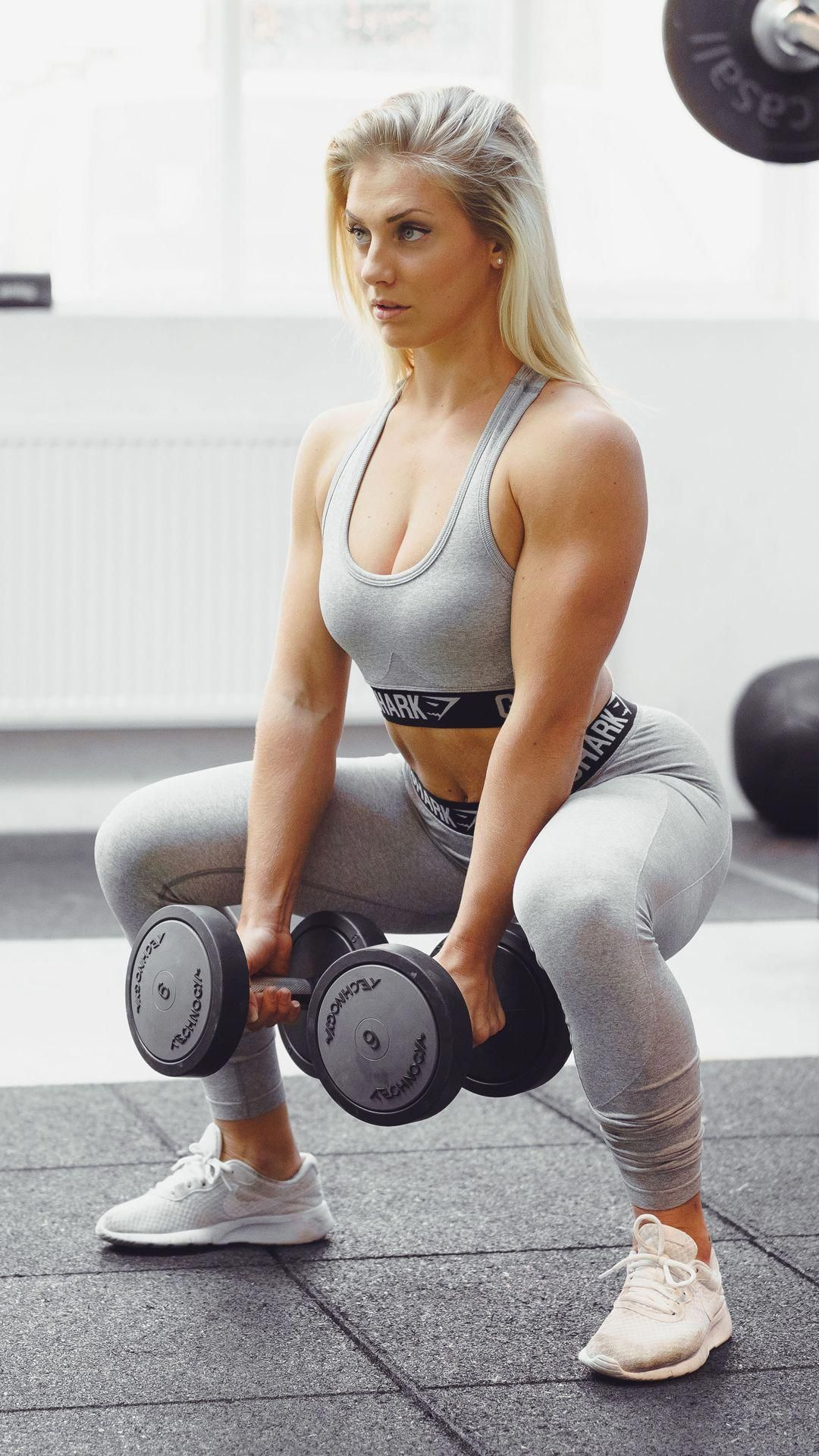 Squat Goals Form Flattering And Figure Hugging The Women