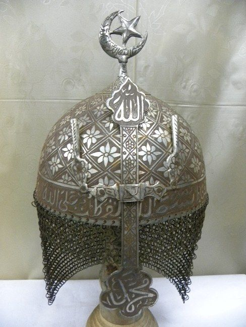 armour muslim An introduction to arms and armour from the islamic world and india dr robert elgood islamic arms cannot be properly understood without some knowledge of early islam and the life.