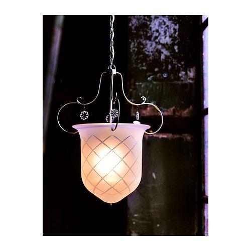 Sder pendant lamp ikea gives a soft mood light 60 httpikea furniture and home furnishings ikea glasses stylependant lampspendant aloadofball Gallery