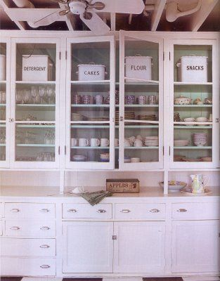 17 Best images about painted kitchen cupboards on Pinterest | Open ...