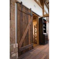 Kovaný posuvný systém na dvere Retro Galbusera