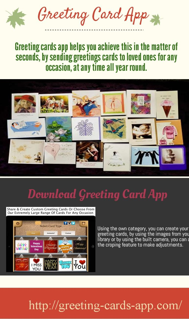 The 19 Best Best Greeting Card Apps Images On Pinterest