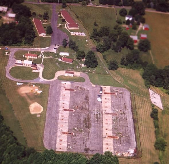 Abandoned & Little-Known Airfields: Maryland: Southwestern