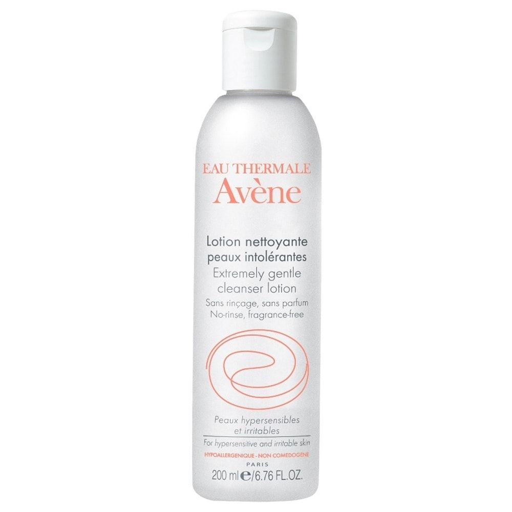 Eau Thermale Avene Eau Thermale Extremely Gentle Cleanser Lotion 200ml In 2020 With Images Avene Extremely Gentle Cleanser Fragrance Free Products Gentle Cleanser